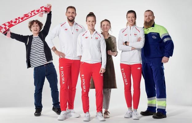 Jesteśmy z olimpijczykami
