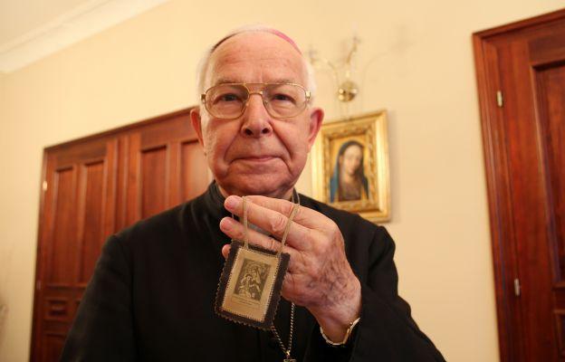 Szkaplerz to znak szczególnej opieki Matki Najświętszej w chwili śmierci i w dziele zbawienia
