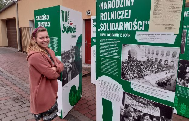 Wystawa o rolniczej Solidarności w ROkitnie