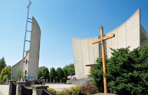 Kościół w Ratajach poświęcony