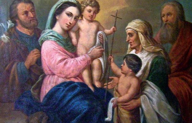Rodzice Najświętszej Panienki