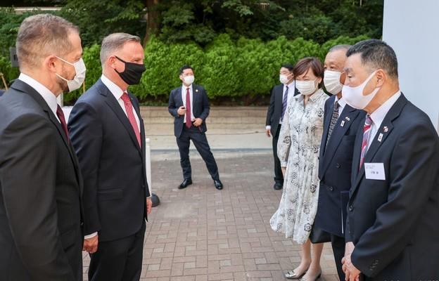 Prezydent: Fukudenkai jest symbolem polsko-japońskiej przyjaźni