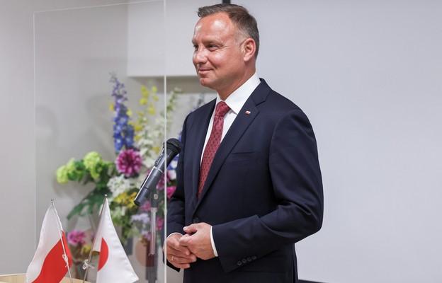 Prezydent dla PAP: deklaracja Niemiec i USA o NS2 zmniejsza bezpieczeństwo znacznej części Europy