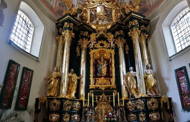 Kaplica św. Anny w klasztorze dominikanek