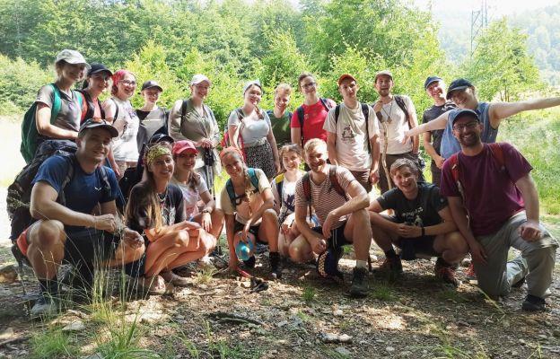 Łódź: Treking po Karpatach
