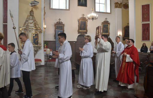 Wakacyjna formacja liturgiczna