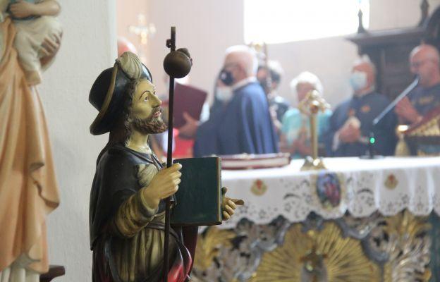 25 lipca obchodzimy liturgiczne wspomnienie św. Jakuba Apostoła
