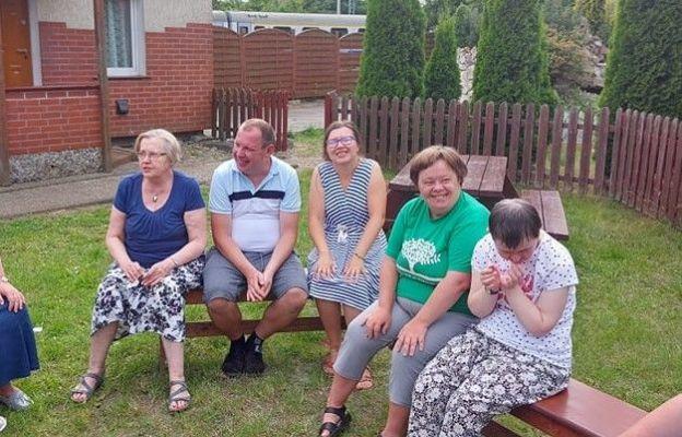 Kołobrzeg. Obóz wspólnoty Wiara i Światło