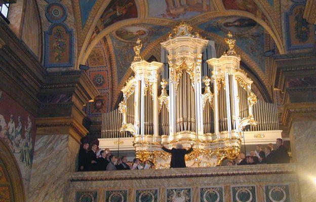 Powstał film o organach katedralnych z okazji 850-lecia parafii