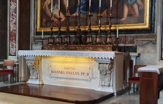 Rzym: biskupi zawierzyli przyszłość Europy wstawiennictwu św. Jana Pawła II