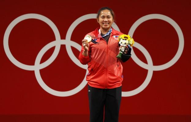 """IO Tokio: pierwszy złoty medal dla reprezentantki Filipin """"za wstawiennictwem Maryi"""""""