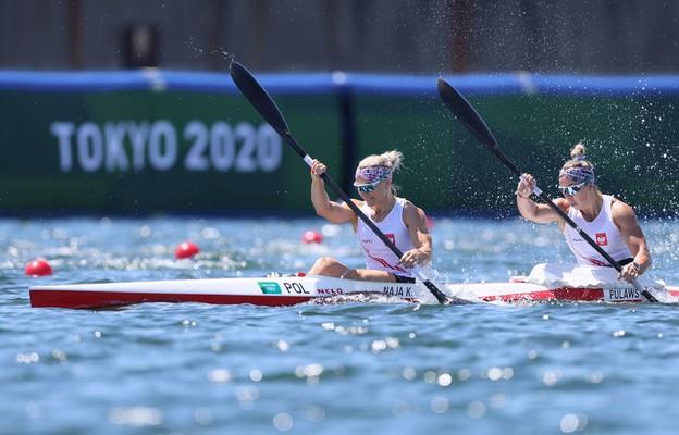 Tokio/Kajakarstwo - Naja i Puławska zdobyły medal