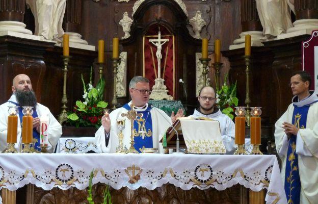 190. rocznica rekonsekracji kościoła w Brodnicy