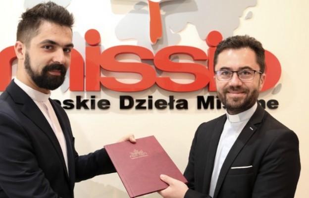 Ks. Michał Kacprzyk nowym sekretarzem krajowym Papieskich Dzieł Misyjnych