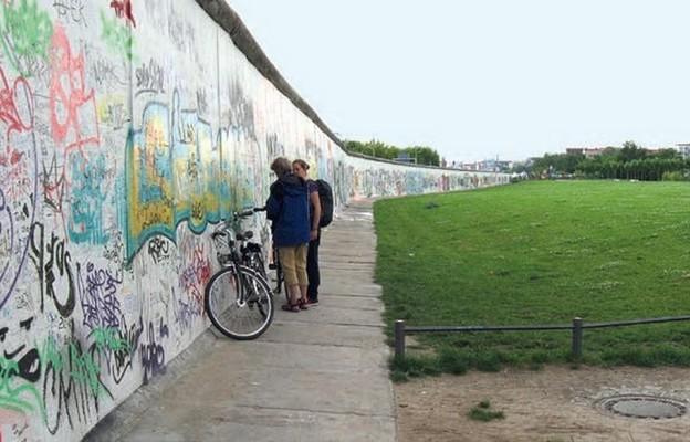Świat podzielony murem