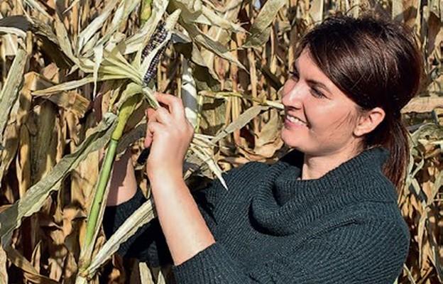 Zamiłowanie do rolnictwa przekazali Ewie rodzice, Celina i Wojciech Krasnodębscy