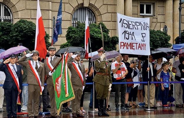 Krakowianie i ich goście oddali hołd powstańcom