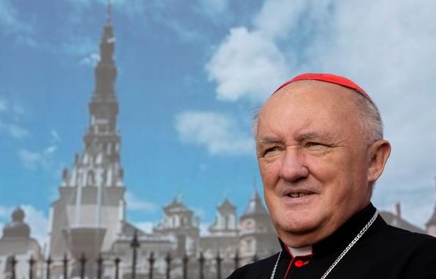 Kard. Nycz: Stolica Apostolska ma coraz głębszą znajomość sytuacji Kościoła w Polsce