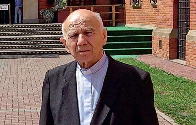 Ks. prał. Tadeusz Preis