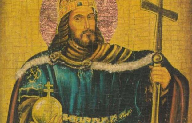 Święty król