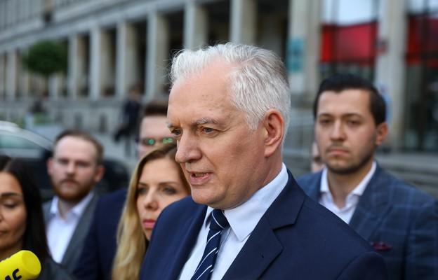 Gowin: tworzymy koło parlamentarne Porozumienia
