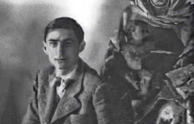 Karol Estreicher w Domu Długosza, 1937 r.