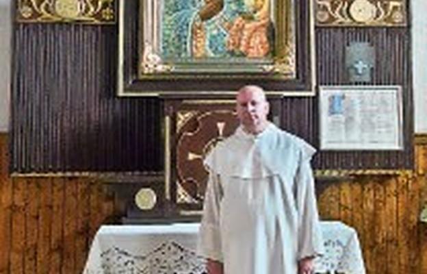 O. Wojciech Dec – paulin, proboszcz parafii Dobrego Pasterza w Łodzi