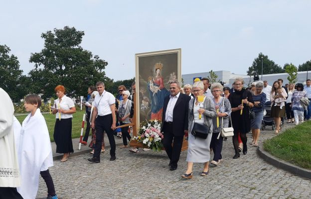 Odpust Matki Bożej Podgórskiej w Toruniu