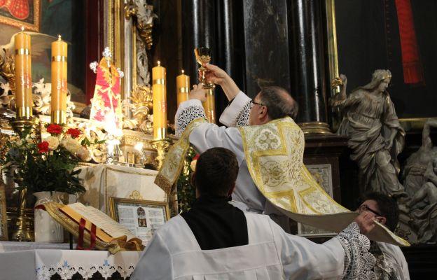 Msza św. trydencka w katedrze świdnickiej - rok 2021