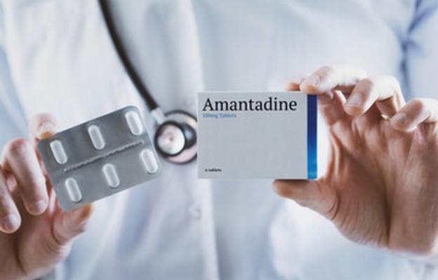 Pierwsze wyniki badań nad amantadyną w leczeniu COVID-19