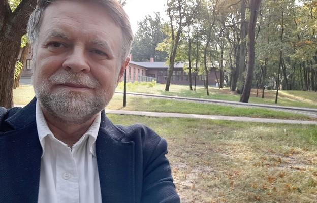 5 pytań do... prof. Piotra Grochmalskiego