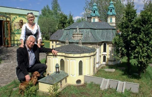 Zbudują kościół św. Józefa w skali 1:25