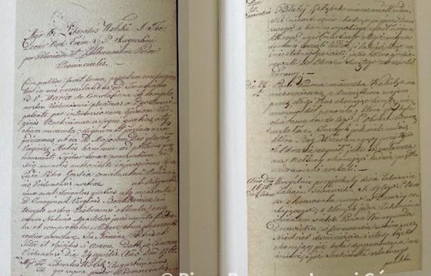 Odnalezione w jasnogórskich archiwach