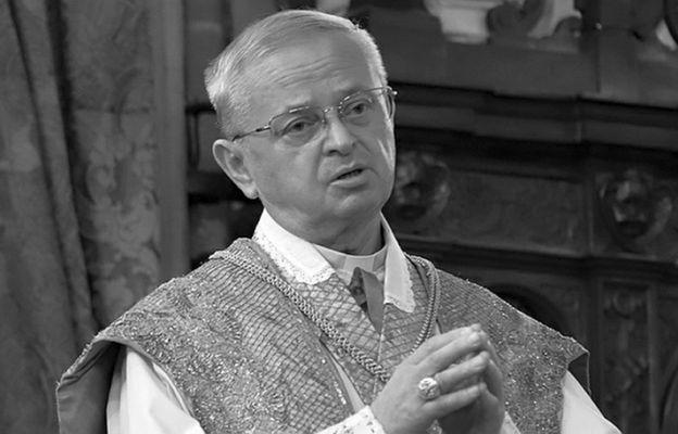 Śp. ks. prałat Zdzisław Sochacki spocznie 7 września na Cmentarzu Rakowickim w Krakowie