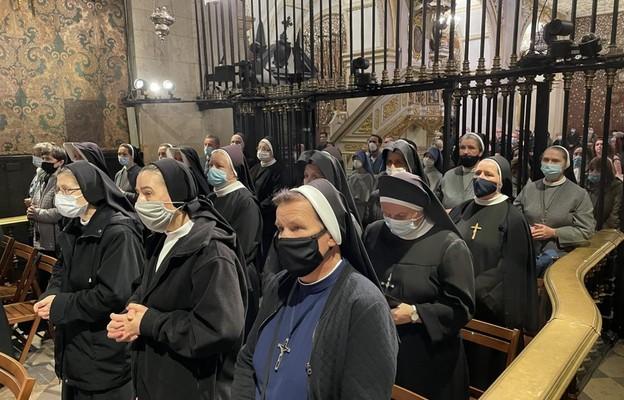 Spotkanie sióstr zakonnych pielęgniarek na Jasnej Górze