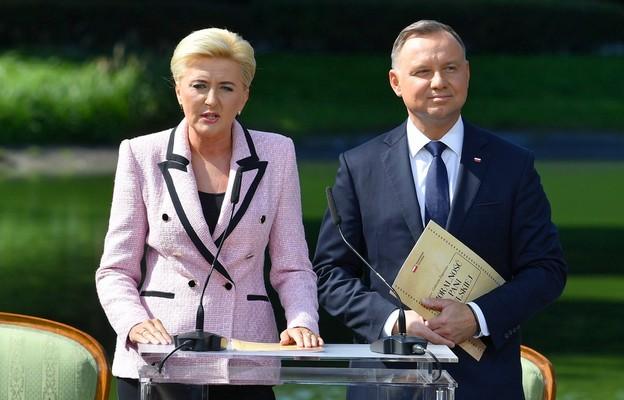 Zakończyło się Narodowe Czytanie z udziałem pary prezydenckiej