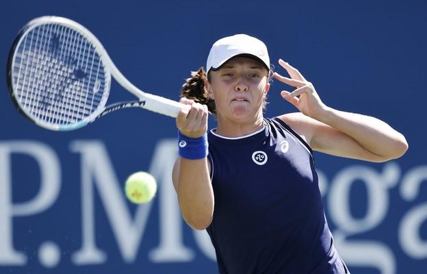 US Open - Świątek po raz pierwszy w 1/8 finału w Nowym Jorku