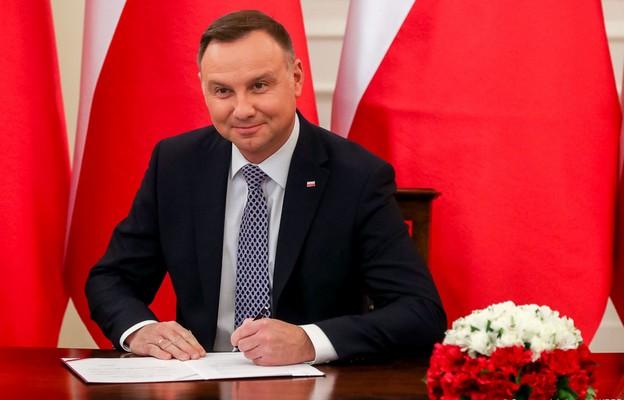 Prezydent podpisał nowelizację przepisów dotyczących nielegalnego przekraczania granicy