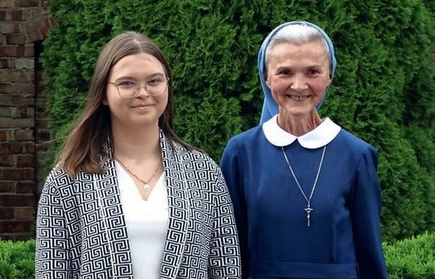 Karolina Gawrych i s. Nulla poniosą 12 września w beatyfikacyjnej procesji relikwie osób, za których wstawiennictwem odzyskały zdrowie