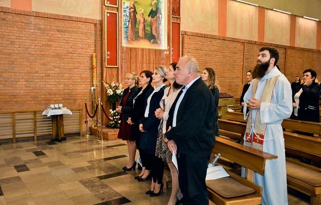 Katecheci w sanktuarium św. Józefa Opiekuna Rodziny