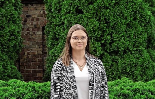 Uzdrowiona Karolina Gawrych 11 lat po wypadku