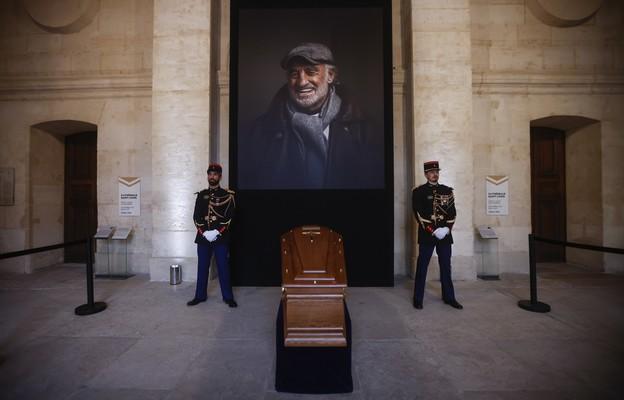 Francja: Pogrzeb Jean-Paula Belmondo odbędzie się w piątek w Paryżu