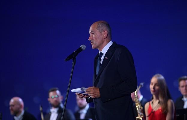 Karpacz: Premier Słowenii z nagrodą Człowieka Roku 2020 Forum Ekonomicznego