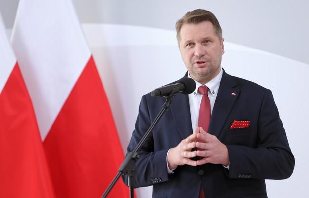 Minister Czarnek na UKSW: pragnąłbym takiej Polski, o jakiej myślał kard. Wyszyński