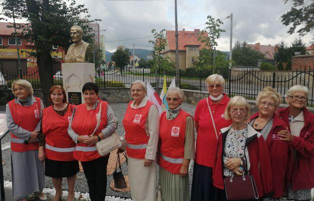 Członkowie Parafialnego Zespołu Caritas