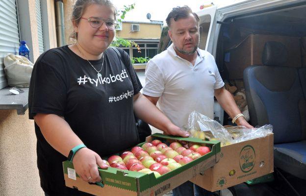 Z Lublina ruszyła pomoc materialna dla uchodźców