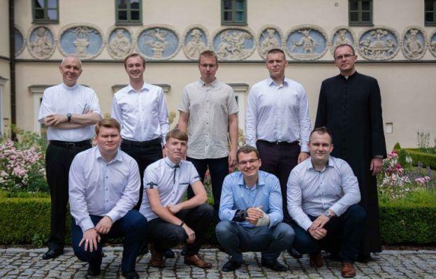 W lipcu zgłosiło się 7 kandydatów do kapłaństwa