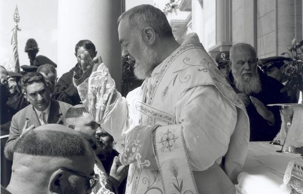 Ojciec Pio oskarżony