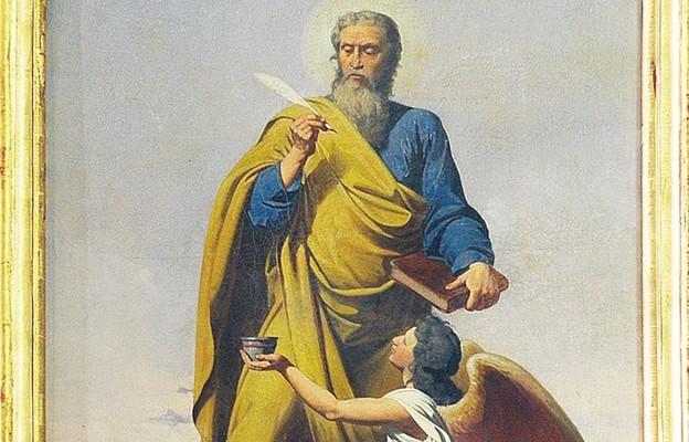 Św. Mateusz, apostoł i ewangelista zm. ok.60 r.