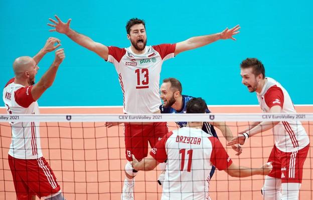 ME siatkarzy - Polacy w półfinale po zwycięstwie nad Rosjanami